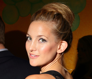 Kate Hudson talks glamming up