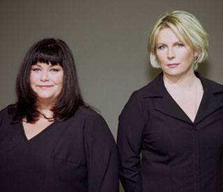 French and Saunders to reunite