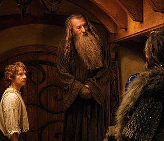 'Hobbit will blow your mind,' says Ian McKellen