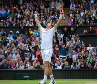 Andy Murray bids to make Wimbledon history