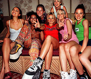 Victoria hated Spice Girls platform trainers
