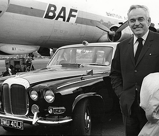 Prince Rainier's car collection to be auction