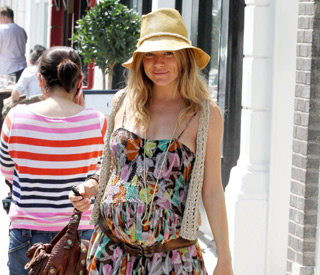 Baby joy confirmed for Sienna Miller