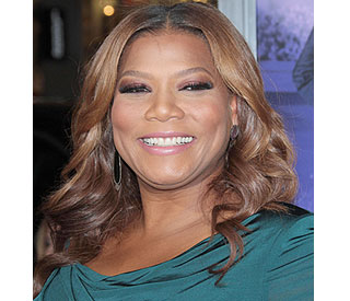 Queen Latifah discusses becoming a mum