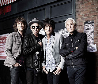 Rolling Stones mark 50th anniversary with photo