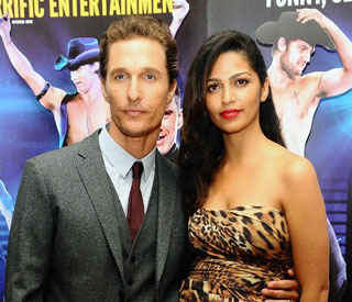 Matthew McConaughey wants baby sex to be surprise