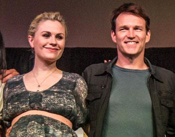 The Moyer the merrier for expecting Anna Paquin