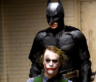 Christian Bale says 'Batman' cast still miss Heath