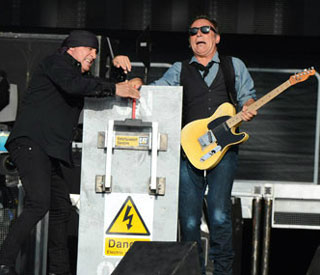 Bruce Springsteen: 'Only The Boss can pull the plug'