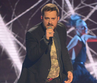 Tearful Tim is third to leave 'Superstar'