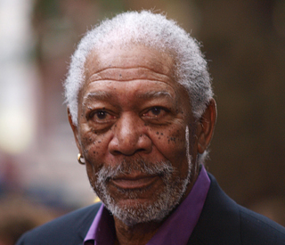 Morgan Freeman: why black actors go to the US