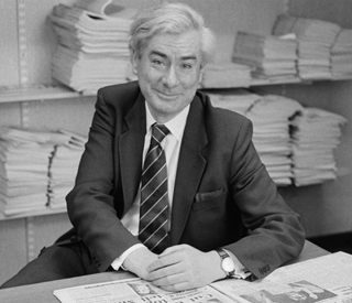 Tributes to 'best ever' newsman Sir Alastair Burnet