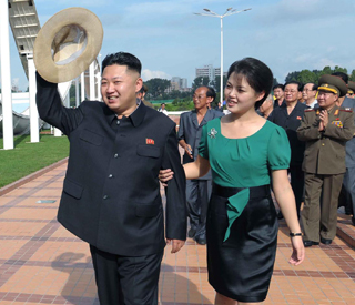 North Korean leader Kim Jong Un confirms marriage