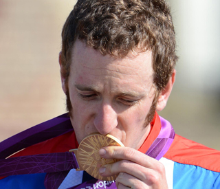 Bradley Wiggins bags Britain's second gold