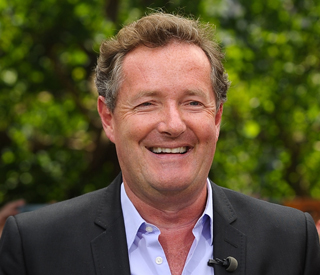 Piers Morgan's Olympic donation reaches £22K