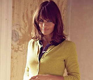 Helena Christensen's new softer modelling role