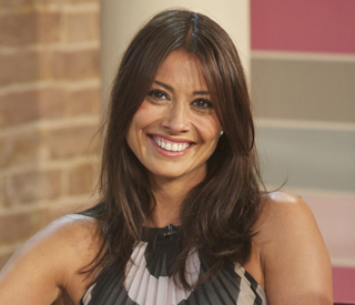 Melanie Sykes announces engagement to roofer