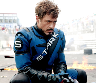 Robert Downey Jr injured on set of 'Iron Man 3'