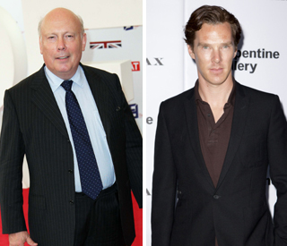 Julian Fellowes defends Benedict Cumberbatch