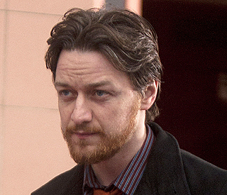 James McAvoy 'absolutely amazing' in 'Filth'
