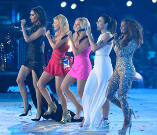 Spice Girls 'proud' to be back in UK Top 20