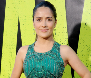 Salma Hayek: 'I'm proud to be Mexican'