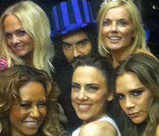 Has Russell Brand spiced up his love life?