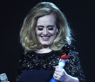 Adele on wedding rumours: 'I'm not married'