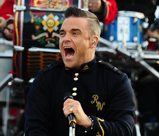Robbie: Liam's clothes are 'really well put together'