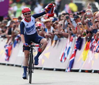 Sarah Storey equals GB record for Paralympic wins