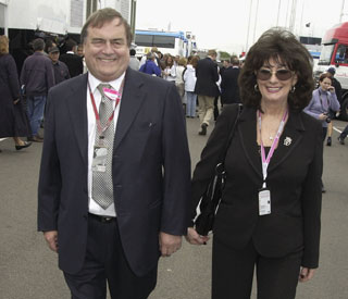 John Prescott binned wife's wedding dress