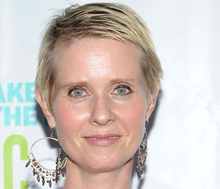 Cynthia Nixon takes lead in Emily Dickinson biopic