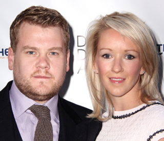 James Corden ties the knot in lavish ceremony
