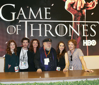 'Game of Thrones' scoops six Emmys