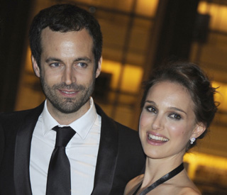 Family honeymoon for Natalie Portman and Benjamin