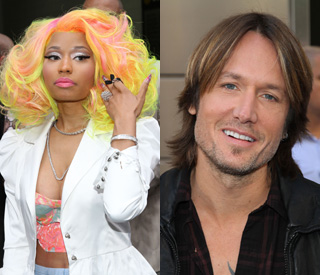 Keith Urban and Nicki Minaj are new Idol judges