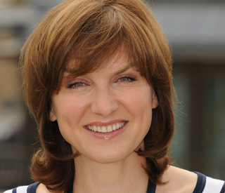 Fiona Bruce feels pressure to dye hair