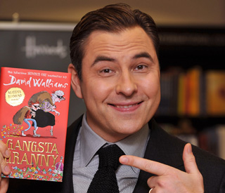 David Walliams nominated for children's book prize