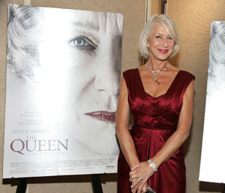 Regal Helen Mirren to reprise Queen role