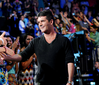 Simon Cowell joins judges to boost X-Factor ratings