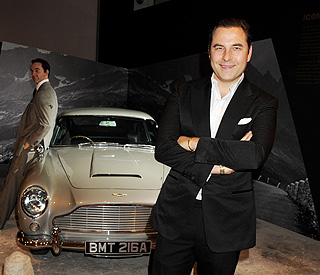 David Walliams yearns for 'James Bond' role