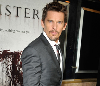 Ethan Hawke loves making horror films