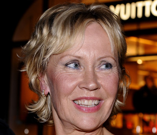 ABBA's Agnetha returns to the recording studio