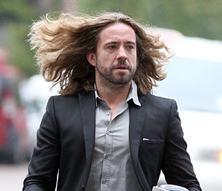 Justin Lee Collins guilty of harassing former partner