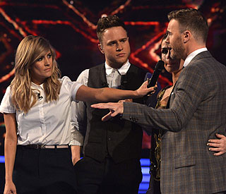 'X Factor' producer denies 'fix' claims