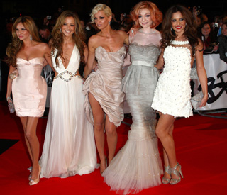 Girls Aloud announce comeback date