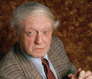 Author Anthony Burgess honoured with plaque