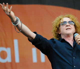 Mick Hucknall given lifetime achievement award