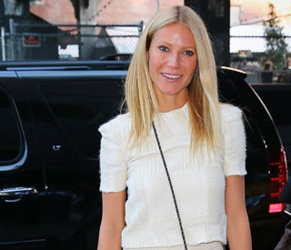 Gwyneth Paltrow has third birthday bash