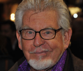'Animal Hospital' star Rolf Harris gets horsey